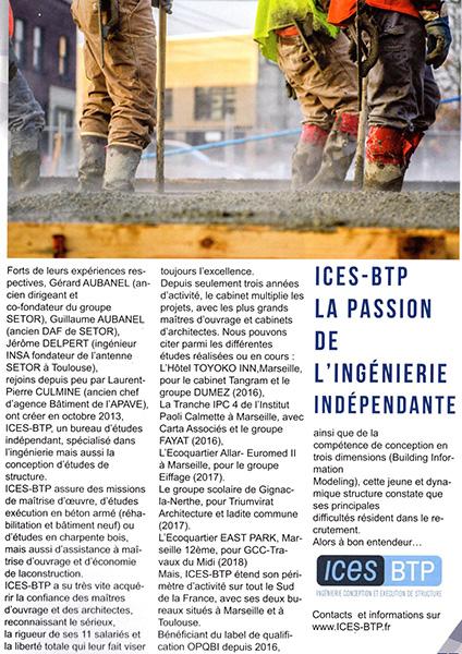 Revue Marseille Métropole 2017/2018